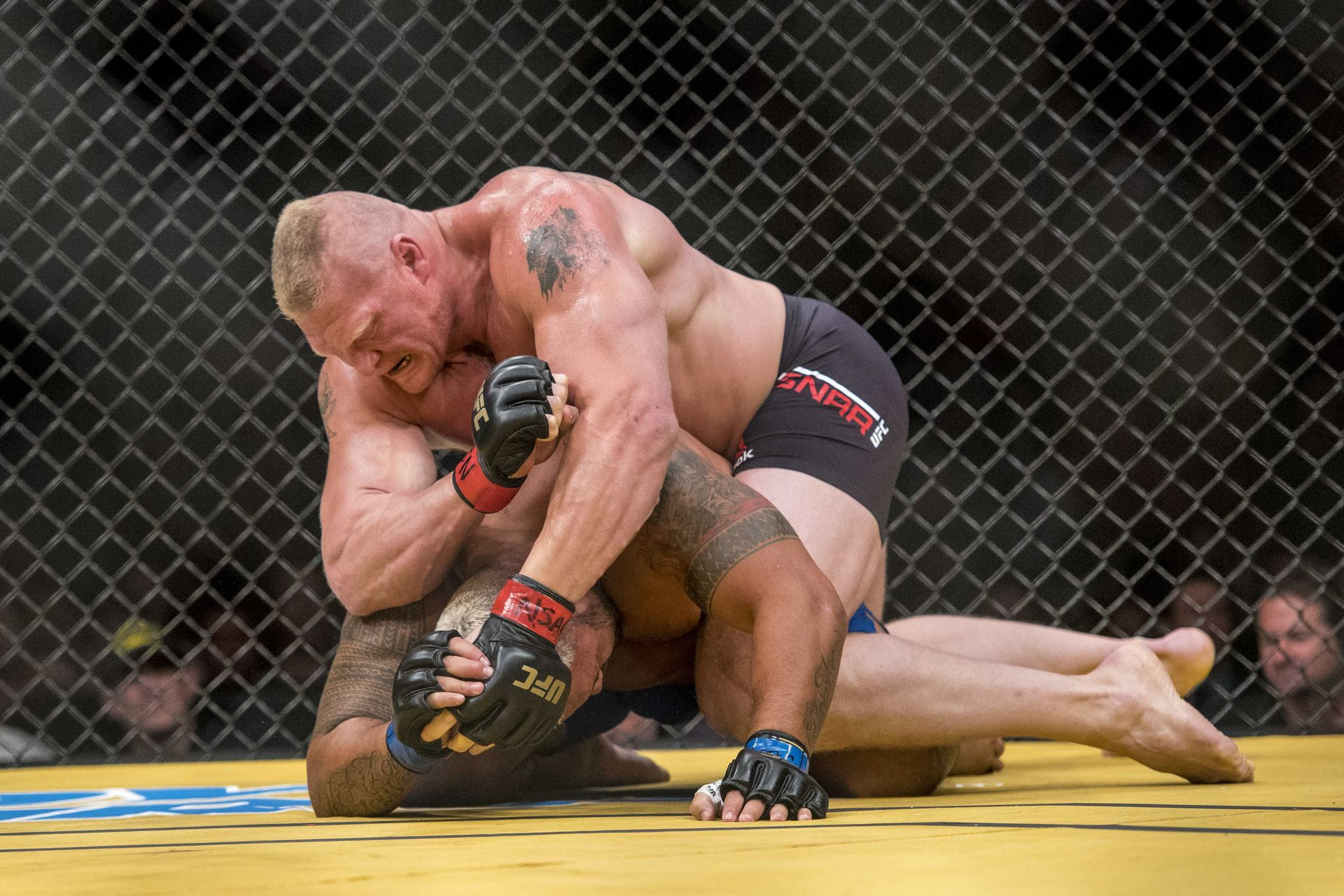 Brock Lesnar Retires From Mma Fight Sports