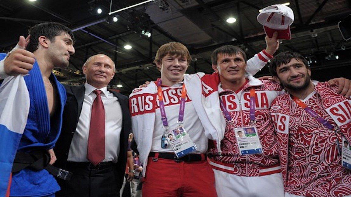 Resultado de imagen para russia judo