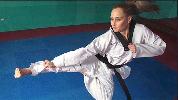 Taekwondo Champion Wants To Try MMA | FIGHT SPORTS