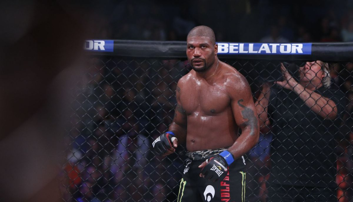 Will Coker Bring Rampage Jackson Back To Bellator?