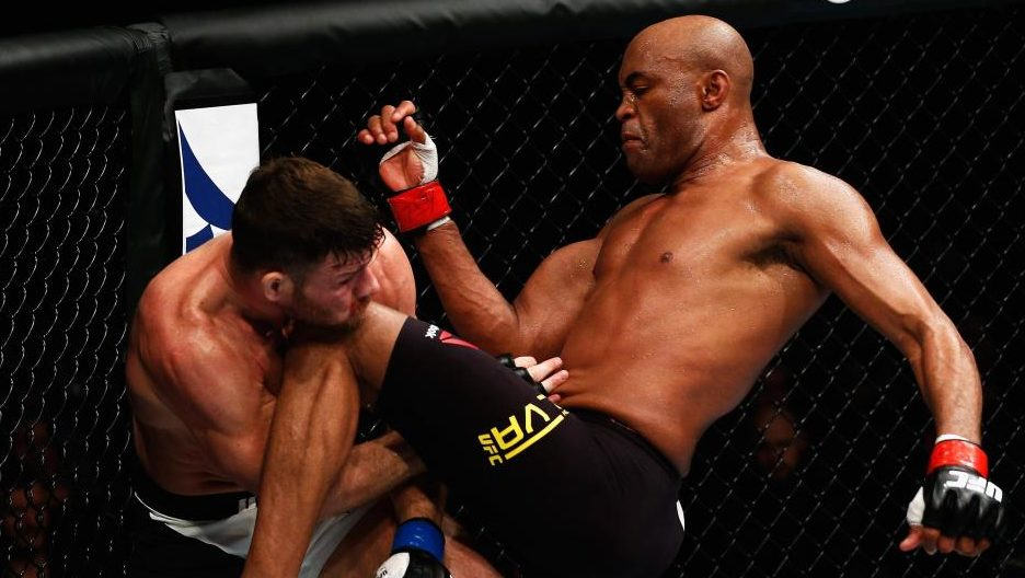 When Will We See Anderson Silva Reportedly Fight Again? | FIGHT SPORTS