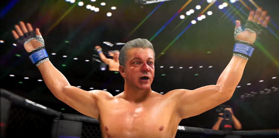 WATCH: Bruce Buffer In UFC 3