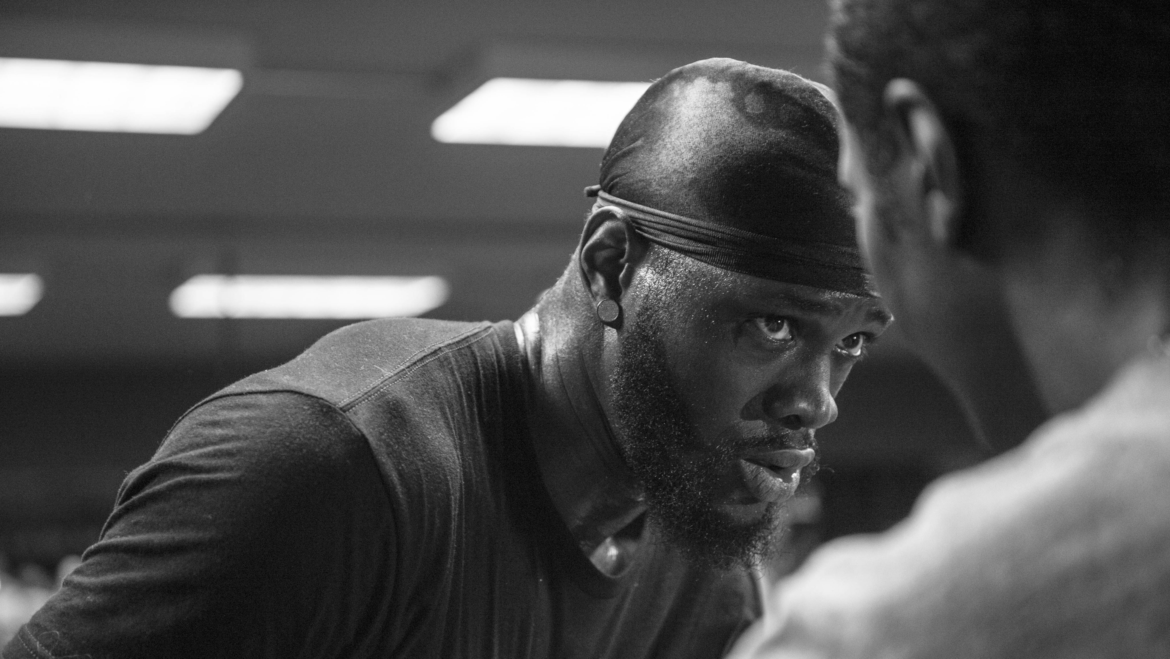 Wilder Fought Ortiz With Cold