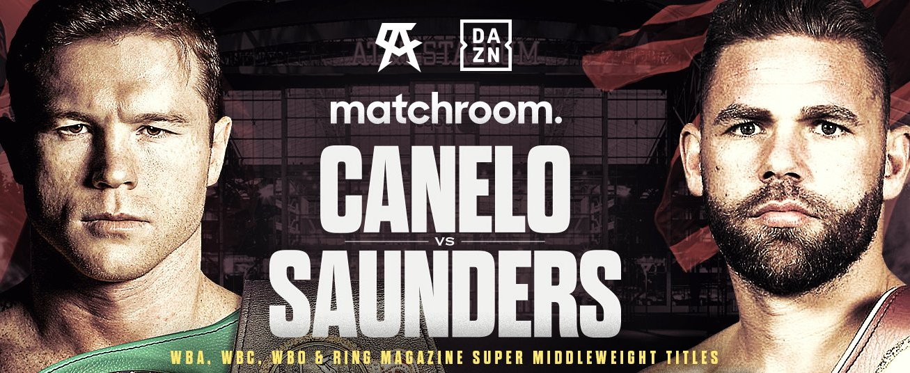 Breaking Canelo Alvarez Vs Billy Joe Saunders Location Revealed Fight Sports