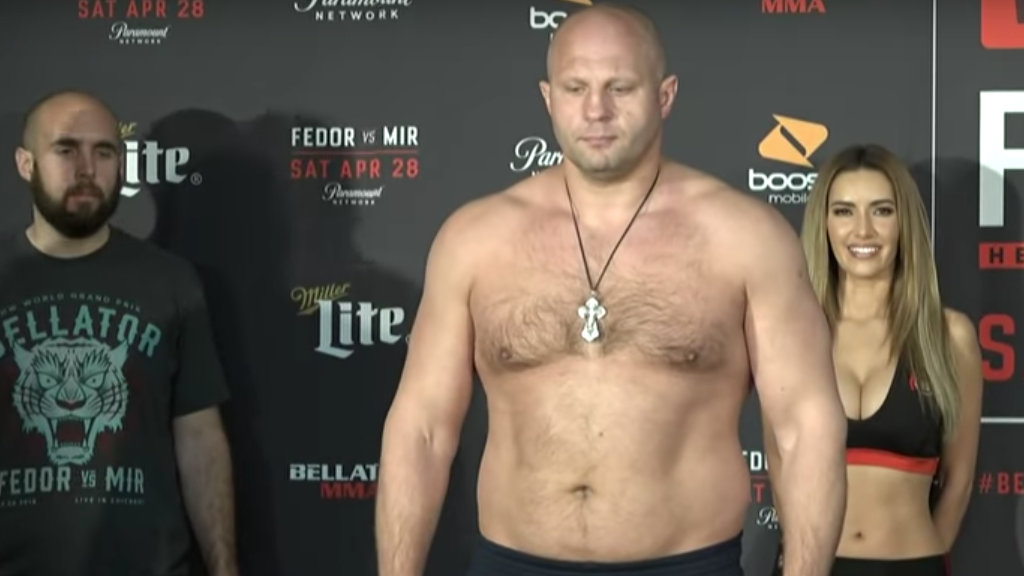Fedor Emelianenko retire? He might fight again ... but he ...