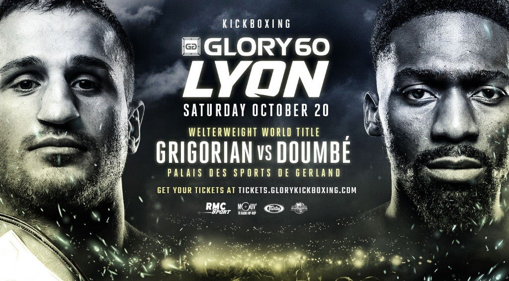 34c5325fe3db GLORY 60 Full Card Finalized | FIGHT SPORTS
