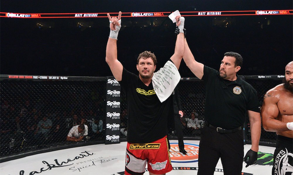 Bellator Announces Heavyweight Title Tournament