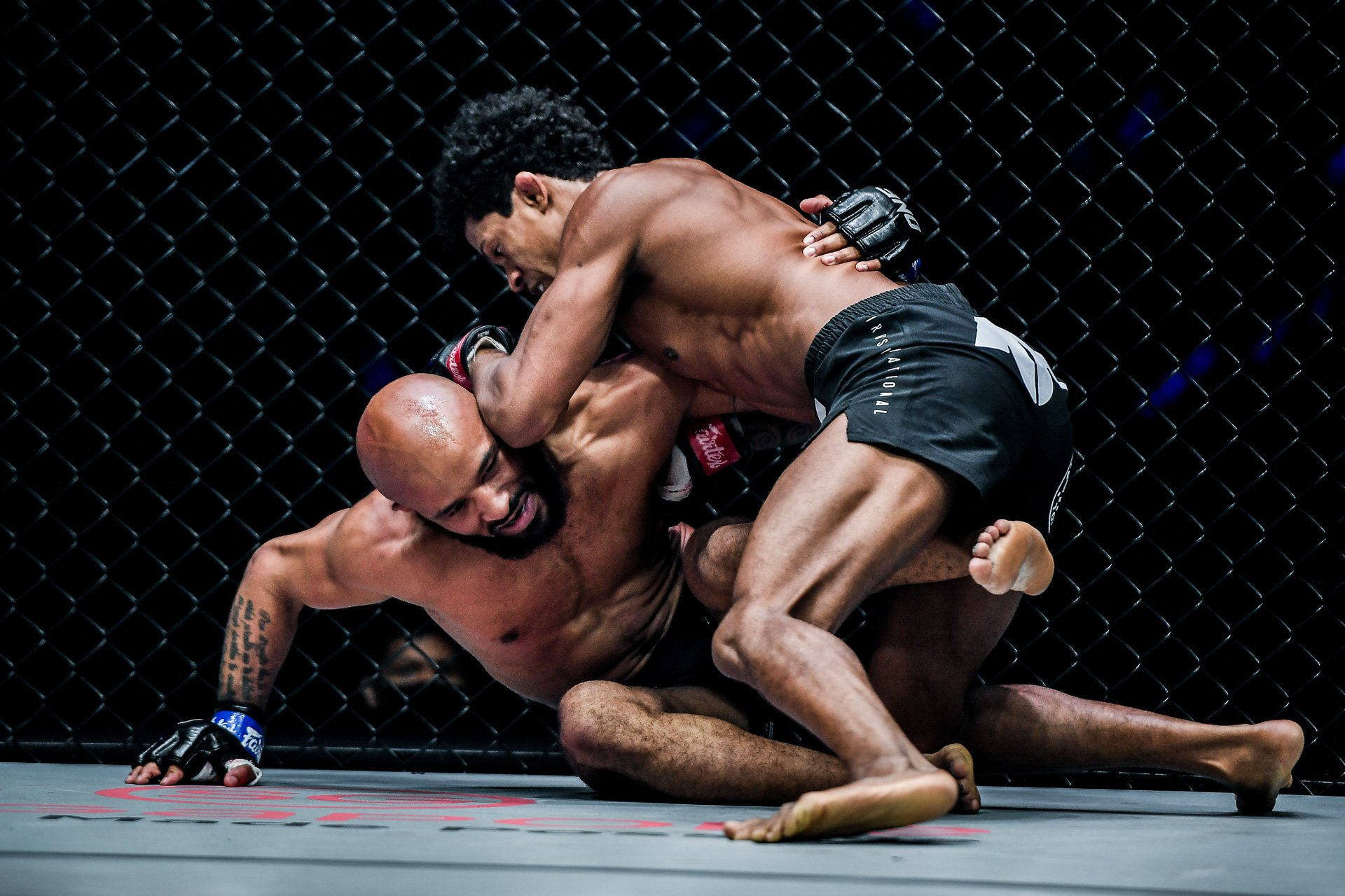 VIDEO: Demetrious Johnson Knocked Out By Adriano Moraes | FIGHT SPORTS