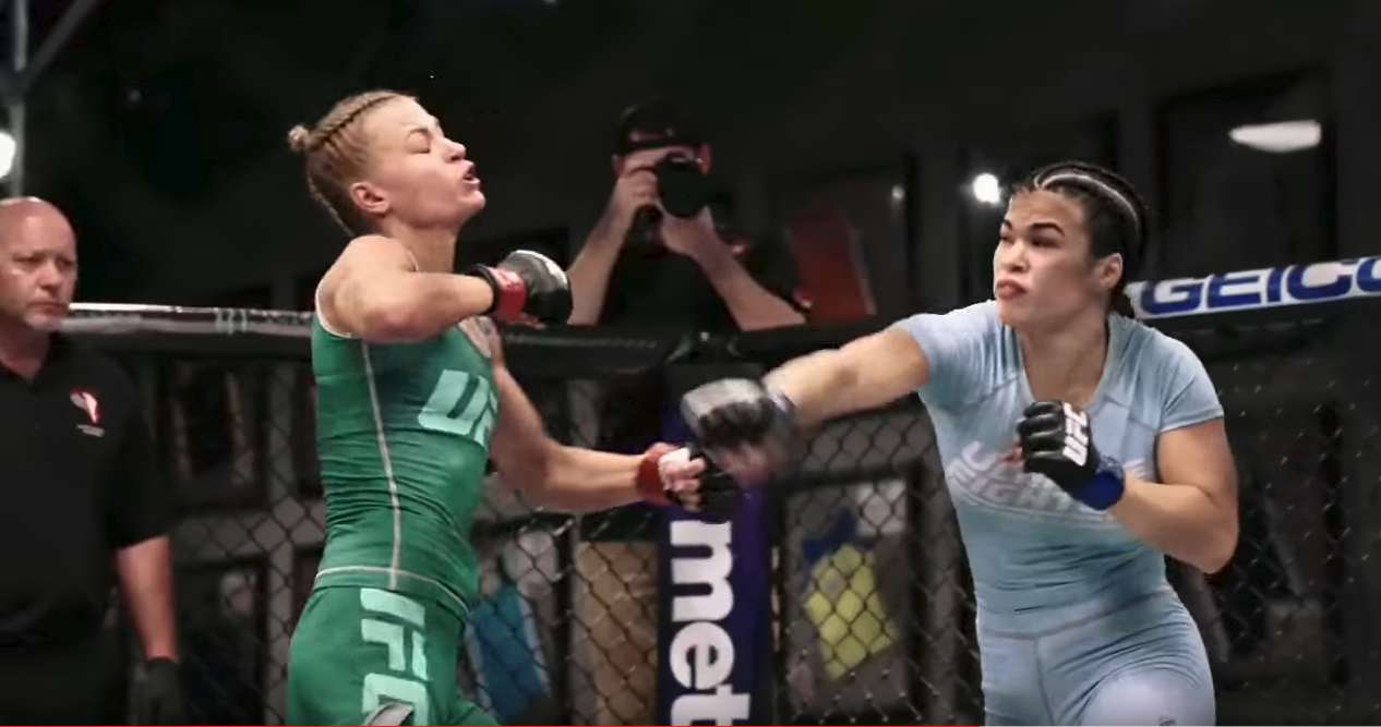 Ostovich Files Restraining Order Against Husband Fight Sports