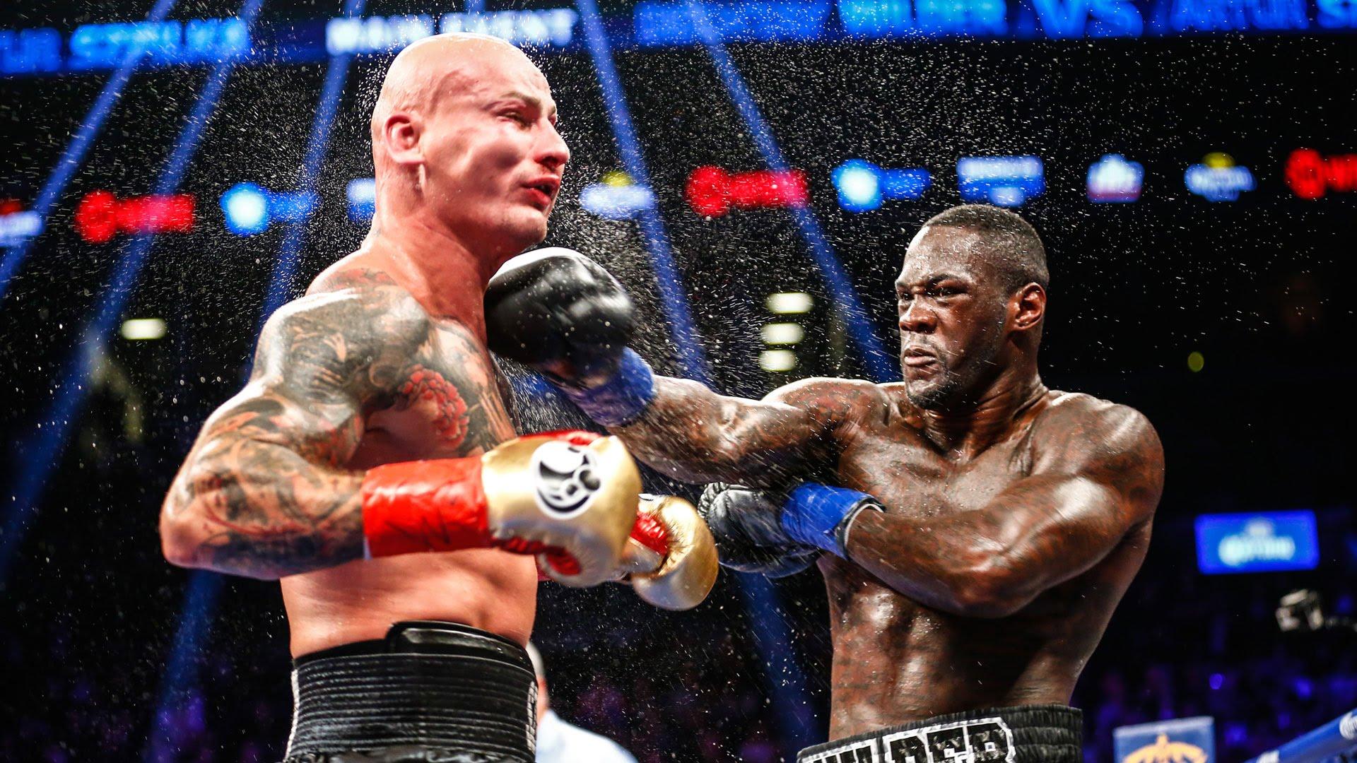 WATCH: Deontay Wilder vs. Artur Szpilka Full Fight | FIGHT SPORTS