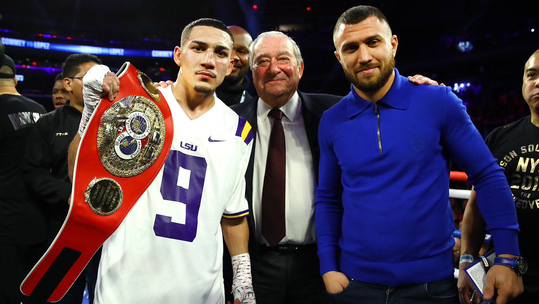 Loma-Lopez Eyed For MSG | FIGHT SPORTS