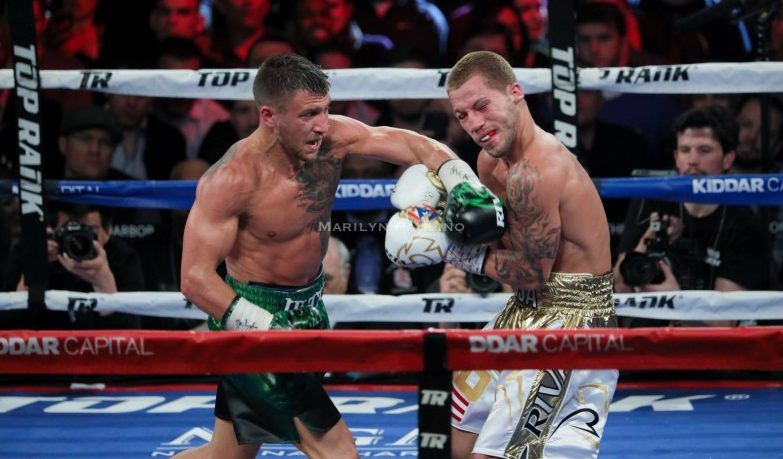 Lomachenko Calls Out Mayweather For Sheltering Davis | FIGHT