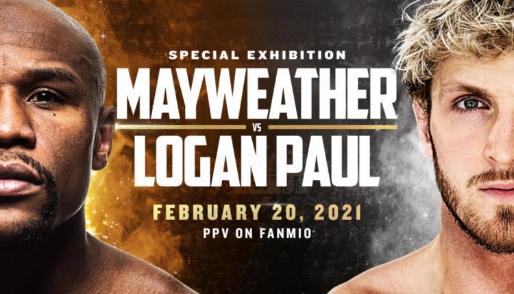 Floyd Mayweather Logan Paul