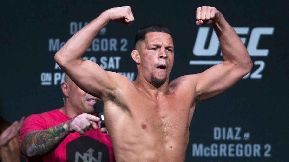 Nate Diaz vs. Anthony Pettis In The Works for UFC 241 In ... |Nate Diaz 2020