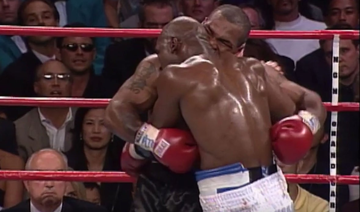 I wanted to kill him – Mike Tyson finally reveals why he bit Holyfield's ear