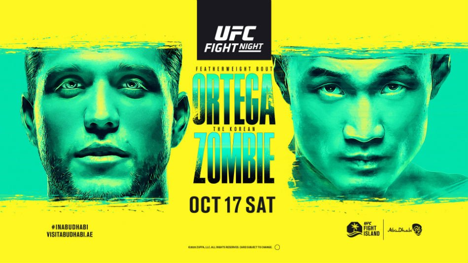 Ufc Fight Island 6 Live Results Tonight October 17 Fight Sports